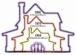how big is 1000 square feet bigger houses don t equal better houses home tips for women