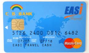 prepaid mastercard mastercard and cb bank announce prepaid travel card in