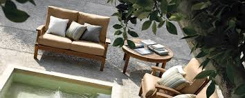 Ventura Patio Furniture by Gloster Ventura