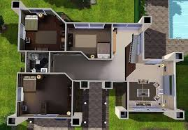 Marvelous Mansion Home Plans 9 Luxury Mansion Floor Plans Modern Mansion Floor Plans Sims 3 Homes Zone