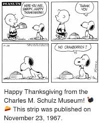 peanuts here you are snoopyhappy thanksgiving thank you la l 23