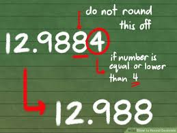 how to round decimals 11 steps with pictures wikihow