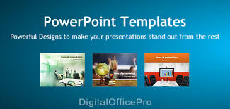digitalofficepro free powerpoint templates free download and