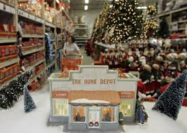 what month should retailers start to display christmas decorations