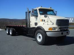 volvo truck 2004 flatbed trucks for sale