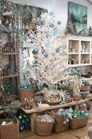 Beach Christmas Tree Topper - beach themed christmas ornaments handmade coastal christmas