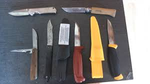 kitchen knife collection my small budget collection so far knives