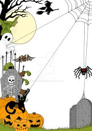Halloween Picture Borders by Halloween Border Images About Borders Cliparts 2 2 U2013 Gclipart Com