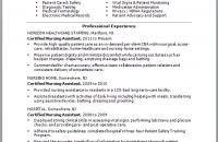 Cna Description Resume Classy Design Cna Duties Resume 5 Sample Cna Resume Resume Example