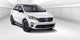 2018 kia sorento adds 8 speed automatic transmission and gt line