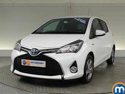 toyota hybrid cars used toyota yaris for sale second hand u0026 nearly new cars