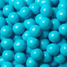 powder blue blue sixlets candy 2lb