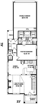 narrow lot house plans with rear garage narrow lot house plans with side garage best of narrow lot house