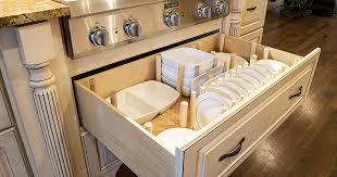 best kitchen cabinet drawer organizer how to dish drawer organizer bee of honey dos