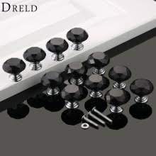Crystal Cabinet Knobs Cheap Popular Black Glass Cabinet Knobs Buy Cheap Black Glass Cabinet