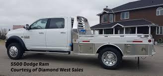 Dodge Ram 500 Truck - 4000 series aluminum truck bed hillsboro trailers and truckbeds