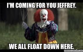 Jeffrey Meme - m coming for you jeffrey