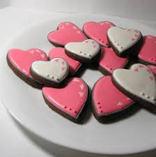valentine decorated cookies meknun com