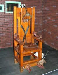 Tennessee Electric Chair Tennessee Brings Back Electric Chair But Is It The Right Move