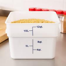 restaurant rolling food storage bins u2022 storage bins