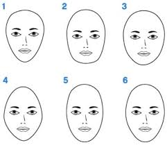 hairstyles for women over 60 with heart shape face what is your face shape round square long heart or oval