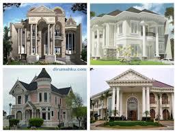 desain rumah ala eropa indahnya desain rumah klasik brgaya eropa dan victorian dirumahku com