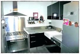 meuble cuisine inox brossé meuble cuisine inox meuble cuisine inox cuisine cm cuisine caisson
