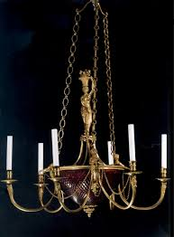 Neoclassical Chandeliers 138 Best Antique Lighting Devices Images On Pinterest Antique