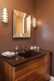 zebra wood bathroom cabinets minneapolis zebra wood cabinets bathroom contemporary with grain