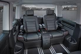 interior volkswagen multivan business t6 u00272015 u2013pr