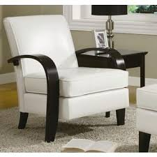 White Accent Chair Accent Chairs White Living Room Furniture For Less Overstock Com