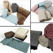 Throws For Sofa by King Size Bed Throws Ebay
