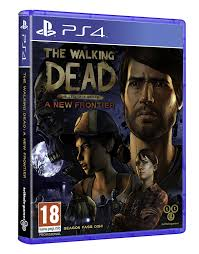 the walking dead telltale series the new frontier ps4 amazon