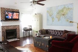 the loft living room like the yogurt