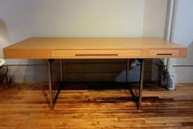 Small Wood Computer Desk With Drawers Best Wood For Computer Desk Wood Desk With Drawers Clicktoadd Me