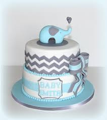 elephant baby shower cake 1mb u2013 cake cupcakes and cookies