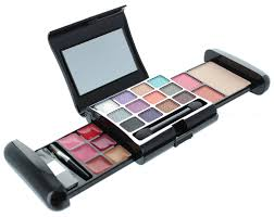 amazon com br travel size eyeshadow makeup kit 0 5 oz beauty