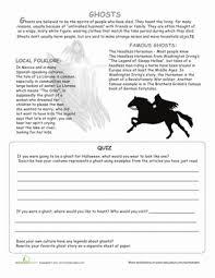 5th grade halloween worksheets u0026 free printables education com
