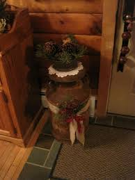 Old Milk Can Decorating Ideas 11 Best Milk Cans Images On Pinterest Old Milk Cans Christmas
