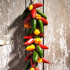 how to dry chili peppers taste of home