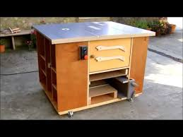 Home Made Cabinet - home made router table u0026 table saw cabinet fresadora circular