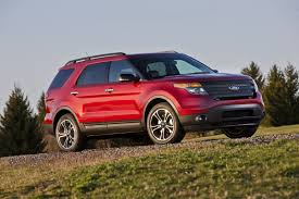 Ford Explorer Ecoboost - 2013 ford explorer sport autoevolution