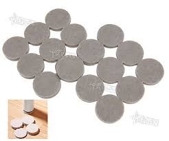Wall Chair Protector 18pcs Self Adhesive Floor Furniture Wall Chair Scratch Protector