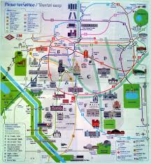 Zaragoza Spain Map by Madrid Touristic Map The Best Places In Spain