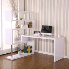 Small Corner Desk White by Charming Corner Desk With Shelves And Small Corner Computer Desk
