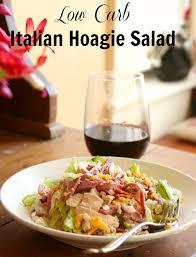 Salad Main Dish - italian