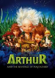 arthur revenge maltazard movie