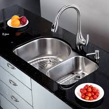 kitchen design ideas double bowl kitchen sink stainless steel