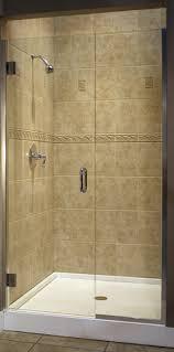 3 Panel Shower Doors Inline Panel Doors Archives American Shower And Tub Door