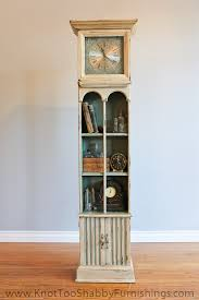 grandfather clocks knot too shabby furnishings
